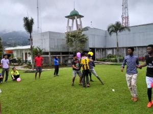 Sharing Budaya, Mahasiswa Asing Ikuti Cultural Day