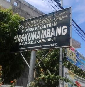 Santri Maskumambang Kunjungi UIN Jakarta