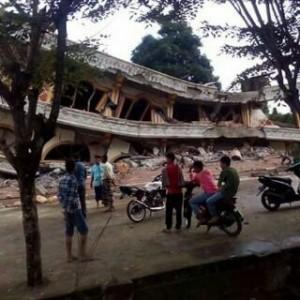 Dua Tim Diturunkan untuk Bantu Korban Gempa Aceh