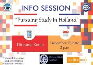Tingkatkan Mutu Pendidikan, PLKI Akan Gelar Info Studi di Belanda
