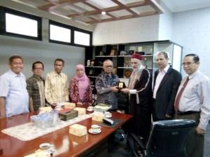 UIN Jakarta- Ez-Zitouna University Tunis Lanjutkan Kerja Sama