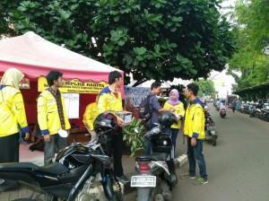 Ranita UIN Jakarta Buka Posko Peduli Gempa Aceh