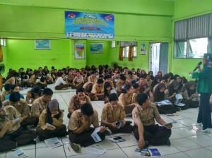 Siswa SMAN 108 Jakarta Antusias Masuk UIN Jakarta