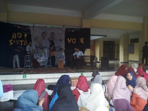 DEMA Candidate of FITK Start to Compete