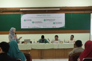 Chemical Education Student Holds Seminar on Halal Care