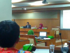UIN Jakarta Socialize the Implementation of SKPI