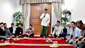 Tutup Akhir Tahun, Rektor Doa Bersama Pimpinan Lembaga Kemahasiswaan