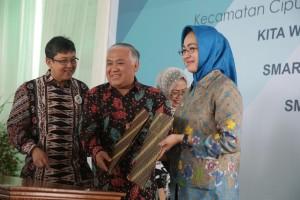 UIN Jakarta Ikut Resmikan Smart Village