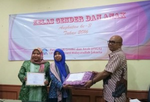 Teliti Tentang Gender: Dosen UIN Jakarta Juarai LKTI Nasional