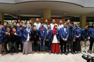 Pengurus Baru Lembaga Kemahasiswaan FAH Resmi Dilantik