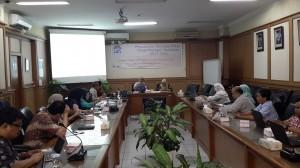 Lembaga Penelitian dan Pengabdian kepada Masyarakat (LP2M) UIN Jakarta segera menyusun Rencana Induk Pengembangan Penelitian (RIPP) 2017-2022. Selain itu, LP2M juga bakal meninjau ulang baseline aktifitas riset universitas. Keberadaan RIPP dan baseline riset yang baru diharap mengakomodir dinamika riset UIN Jakarta.