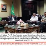 UIN Syarif Hidayatullah Jakarta dari PTNBLU ke PTNBH