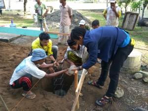 Ranita Recovers the Collapsed Meunasah