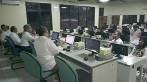 SPs UIN Jakarta Held Office Meeting on Academic Affairs