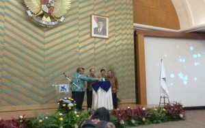 Menristek Dikti Officialy Launched the Opening of SNMPTN-SBMPTN