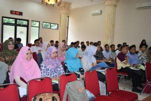 Mahasiswa Baru SPs UIN Jakarta Ikuti Orientasi Studi