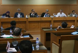 UIN Jakarta Senate Holds the 11th Plenary Meeting