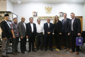 The University of Edinburgh Offers Cooperation with UIN Jakarta
