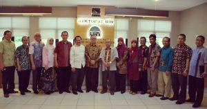 UIN Jakarta Luncurkan Program Akselerasi Guru Besar