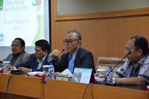 UIN Jakarta Financial Statement to be Audited by BPK RI