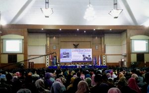 Rektor: UIN Jakarta Terus Mencetak Profesional Islami