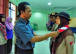 Pramuka UIN Jakarta Gelar LPK