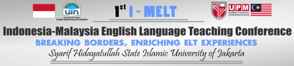 UIN Jakarta Menjadi Tuan Rumah The 1st-IMELT International Conference