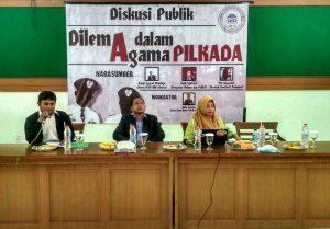 DEMA UIN Jakarta Holds Public Discussion
