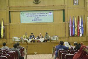 Koperasi UIN Jakarta Sepakat Dilanjutkan
