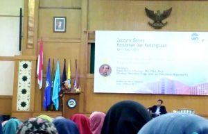 UIN Jakarta Gelar Lecture Series Tentang Keislaman dan Kebangsaan