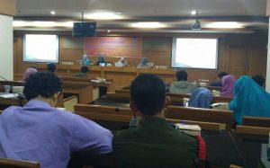 PSGA UIN Jakarta Gelar FGD