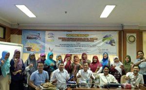 FST UIN Jakarta Gelar Workshop Kimia