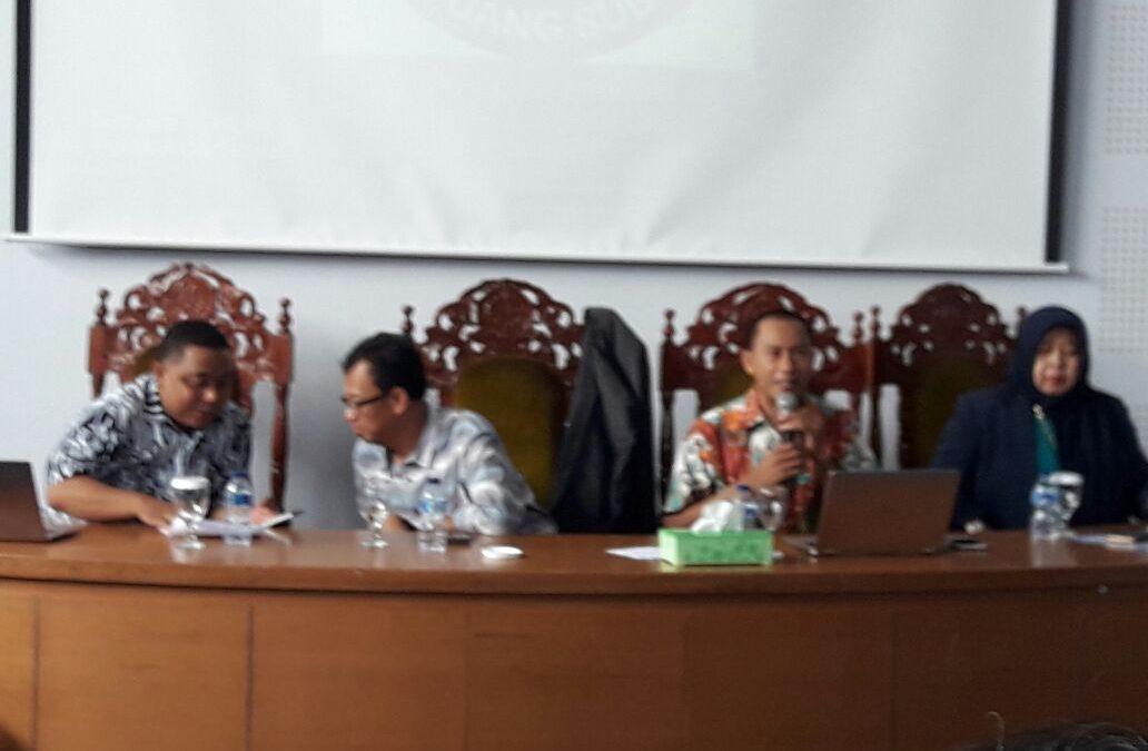 Syukron Kamil: Gairah Kelompok Studi di FAH Cukup Membanggakan