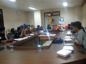 Lembaga Kemahasiswaan Siap Sukseskan Milad UIN Jakarta