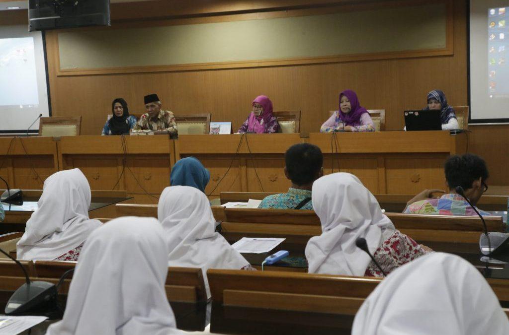 Siswa-Siswi MAN Pemalang Kunjungi UIN Jakarta