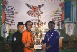 UKM Pramuka Raih Juara Umum di Ajang Liga UKM