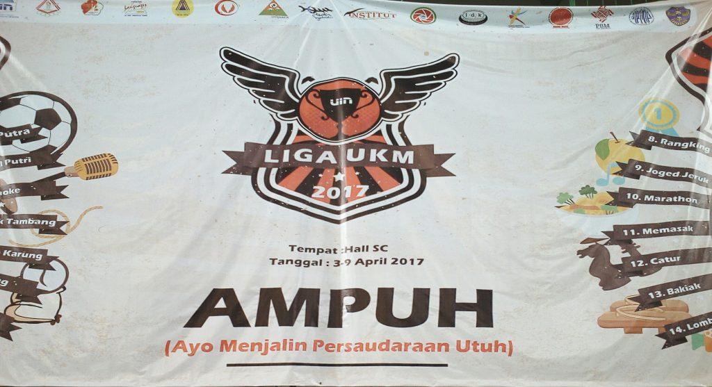 Mahasiswa UIN Jakarta Gelar Liga UKM