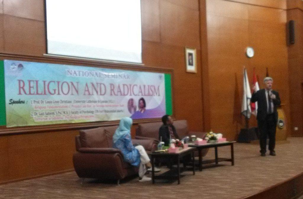 Mendedah Peran Ilmu Jiwa Terhadap Radikalisme Agama