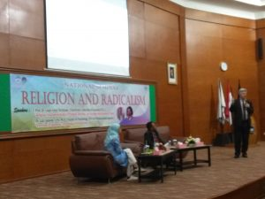 Guru Besar UCL Belgia: UIN Jakarta Kampus Islam Moderat