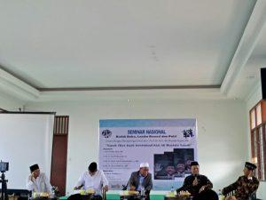 Syarif Hidayatullah: Character Is the Key on Succeeding the Education
