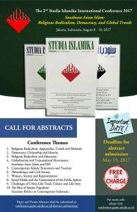 Konferensi Internasional Studia Islamika Rilis 83 Paper Terpilih