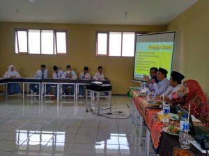 UIN Jakarta Gelar Sosialisasi di MA Al-Tsaqafah
