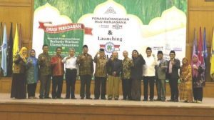Rector of UIN Jakarta Inaugurated the Opening of Islam Nusantara Center