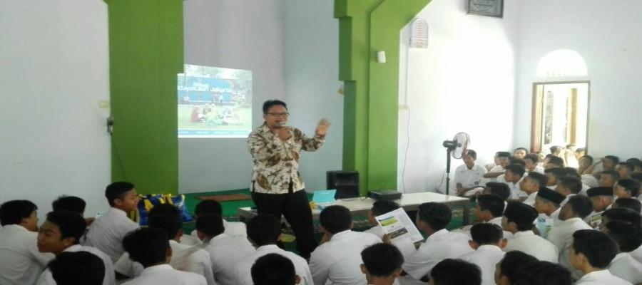 Even Sosialisasi UIN Jakarta di Blitar, Disambut Meriah