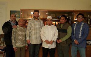 UIN Jakarta Kembali Kirim Imam Ramadhan Ke Kanada