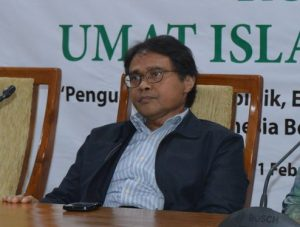 Professor Bahtiar Effendy Launches Political and Islamic Essays