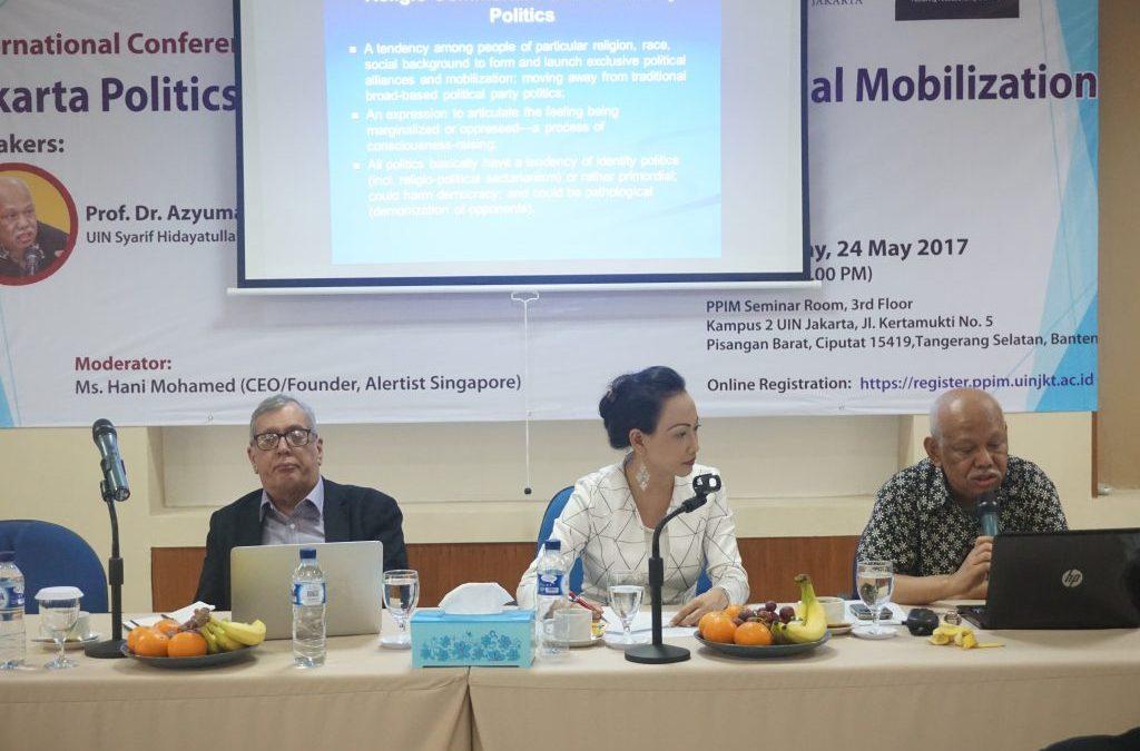 Guru Besar UIN: Ormas Islam Harus Tegakan Islam Moderat
