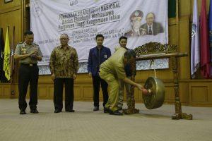 DEMA UIN Jakarta Holds Silatnas PTKIN