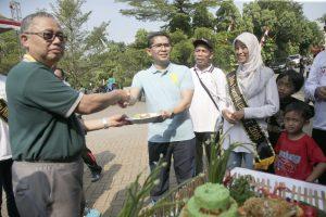 Potong Tumpeng, Tandai Puncak Perayaan Milad UIN Jakarta
