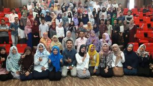Faculty of Psychology Holds Student Competency Training
